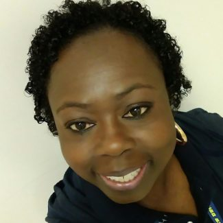 """CHP Public Safety Dispatcher Dedra Martin """"What I would say to my peers: Never give up so easily and stay level headed no matter what."""""""