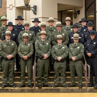 CSLEA-RPPOA Members Graduate from Academy Congratulations to 20 Ranger and Peace Officer-Lifeguard Cadets