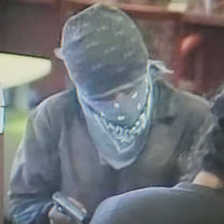 California DOJ Criminalists Identify Armed Bank Robbery Suspect Robber's discarded cap and bandana provided DNA evidence