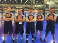 CDI Detectives Compete in 2017 World Police & Fire Games