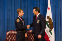 CSLEA Salutes Governor's Medal of Valor Recipient
