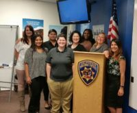 CSLEA & CHP-PSDA Meet New Dispatchers in Riverside