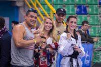 CHP Dispatcher the Proud Parent of a USA Taekwondo Team Member and Gold Medal Winner