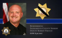 Sacramento County Sheriff's Deputy Killed in the Line of Duty