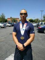 CSLEA Member Storm Huie Brings Home the Bronze Medal