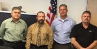 CSLEA Meets with BAR Program Representatives in Hercules