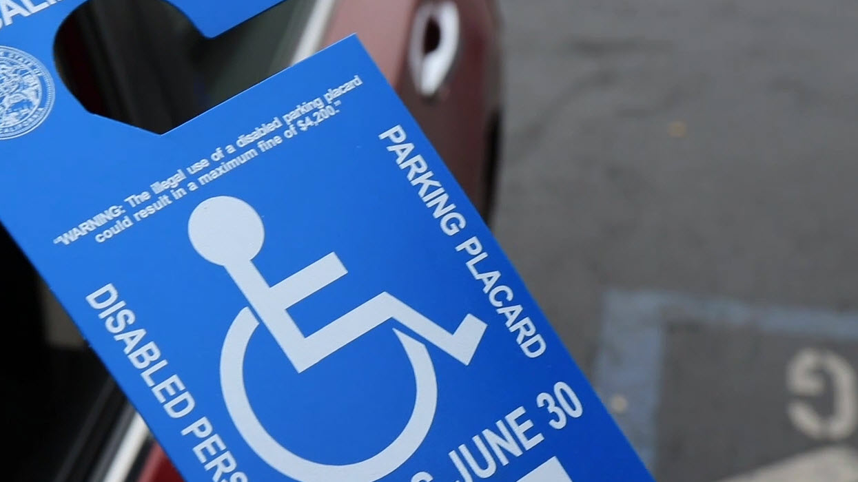 Dmv investigators cite 11 in disabled person parking for California department of motor vehicles sacramento