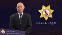 "New ""Know Your Rights"" Video: Absence Without Leave Featuring CSLEA Senior Legal Counsel Jim Vitko"