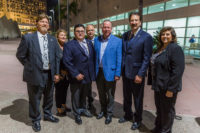 CSLEA Political Action Committee Attends 2018 California Democratic Convention