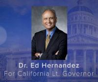 CSLEA Endorsement Video for Dr. Ed Hernandez for Lt. Governor