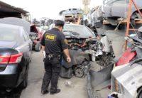 DMV Investigators Target Unlicensed Vehicle Dismantlers in LA County