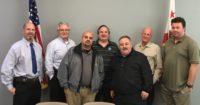 CSLEA Visits BAR Program Representatives in San Jose