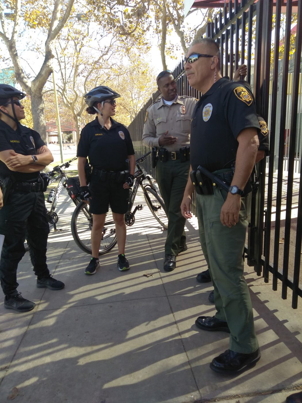 Museum Security Officers Committed to Safety at Exposition