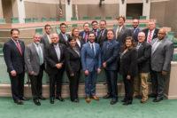 CSLEA Directors Meet For 2018 First Quarter Reports