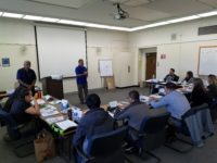 CSLEA & COLRE Visit New Licensing Registration Examiners in Sacramento
