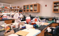 CSLEA & AC-DOJ Visit Criminalists at Richmond DNA Lab