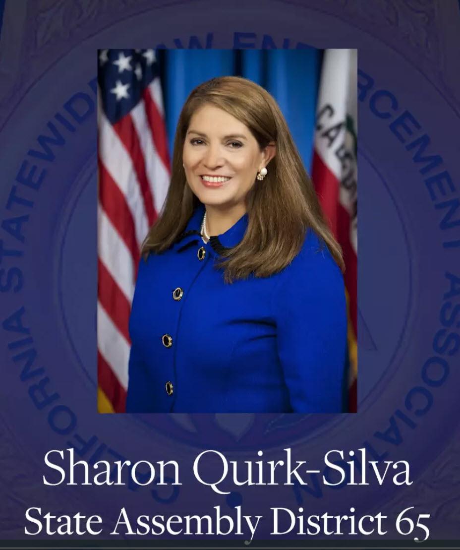 CSLEA Endorsement Video for Sharon Quirk-Silva