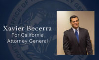 CSLEA Produces Third Endorsement Video for AG Becerra