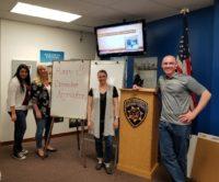CSLEA Welcomes New Dispatchers in Riverside