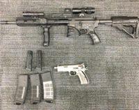 Antioch Man Arrested in Illegal Guns Case
