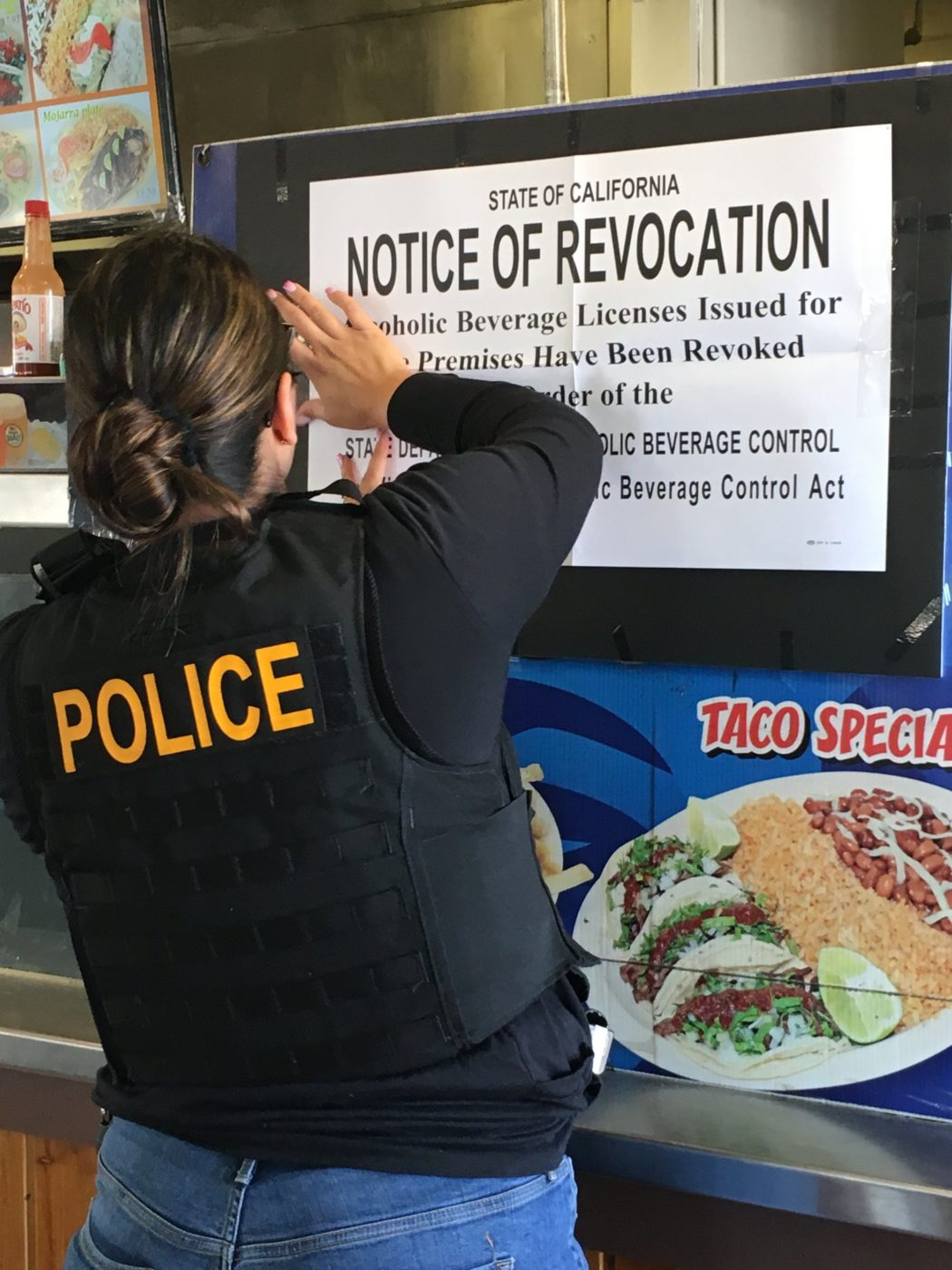 ABC Agents Arrest Three in Bell Gardens Restaurant Investigation