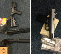 California DOJ Special Agents Conduct Illegal Gun Possession Operation in Yolo County