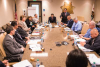 CSLEA Directors Endorse Gavin Newsom at 2nd Quarter Board Meeting