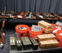 California DOJ Special Agents Seize Firearms in Ventura County