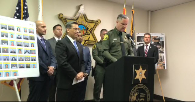 85 Arrested in Orange County Gang Takedown - California Statewide