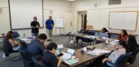 COLRE President & Vice President Meet with New LREs in Sacramento
