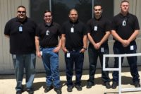 CSLEA Meets Newly Hired Police Officers at Atascadero State Hospital