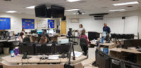 CHP-PSDA President Tina Brazil Meets with New CHP Dispatchers in West Sacramento