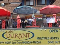 "No More Alcohol at ""Café Durant"" in Berkeley"