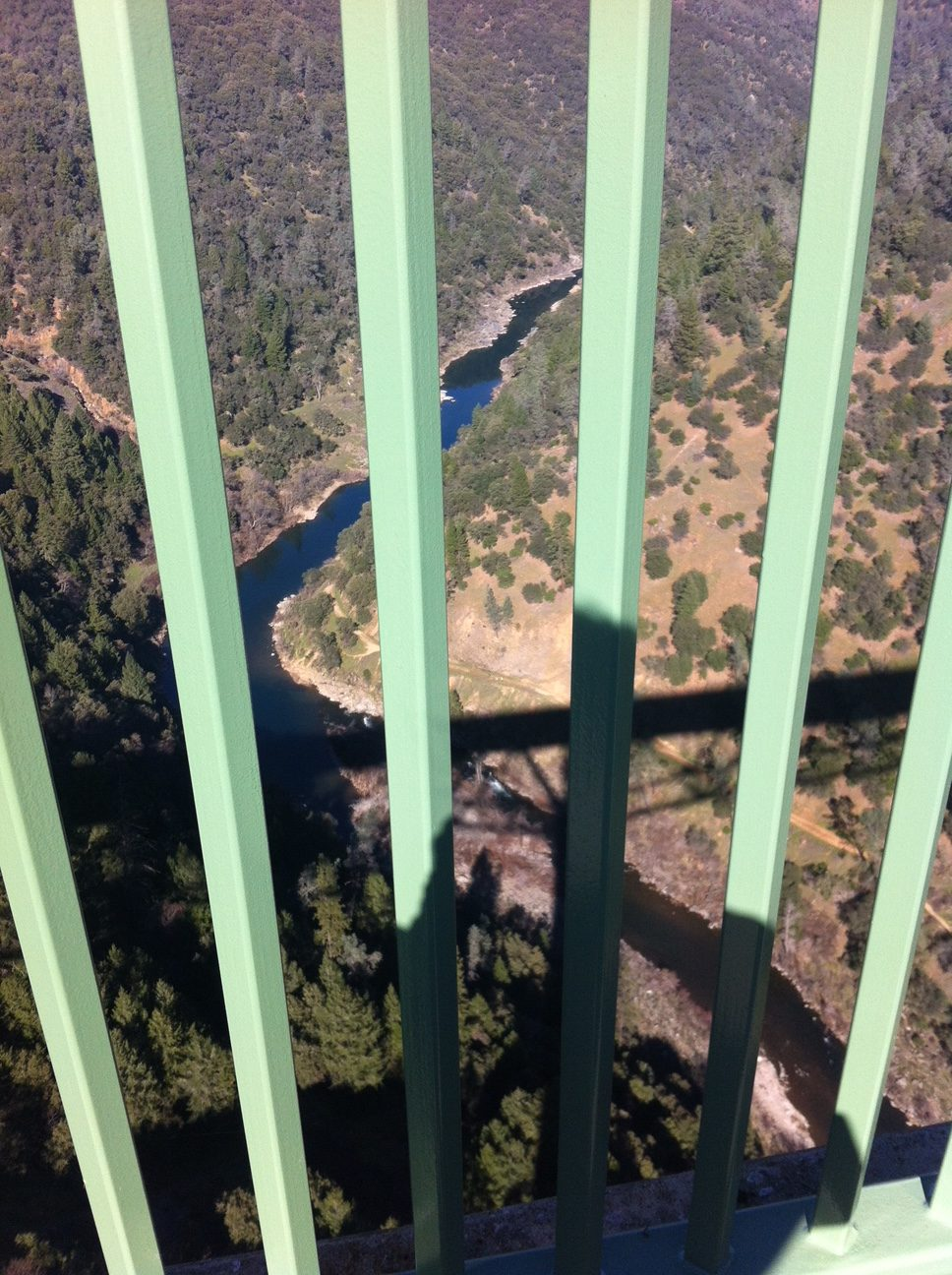 State Park Rangers Bust BASE Jumpers Below Foresthill Bridge