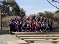 CSLEA Reps Visit Seasonal Lifeguards in Southern California