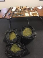 Kings County Law Enforcement Bust Butane Honey Oil Lab