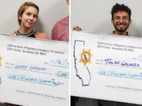 CARII Awards Two $1,000 Scholarships