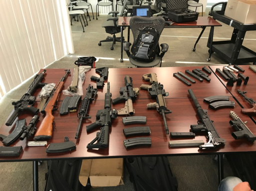 California DOJ Agents & Riverside Police Conduct Operation