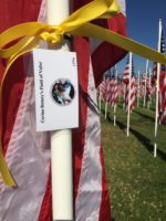 CACI Sponsors Flag at Covina Field of Valor