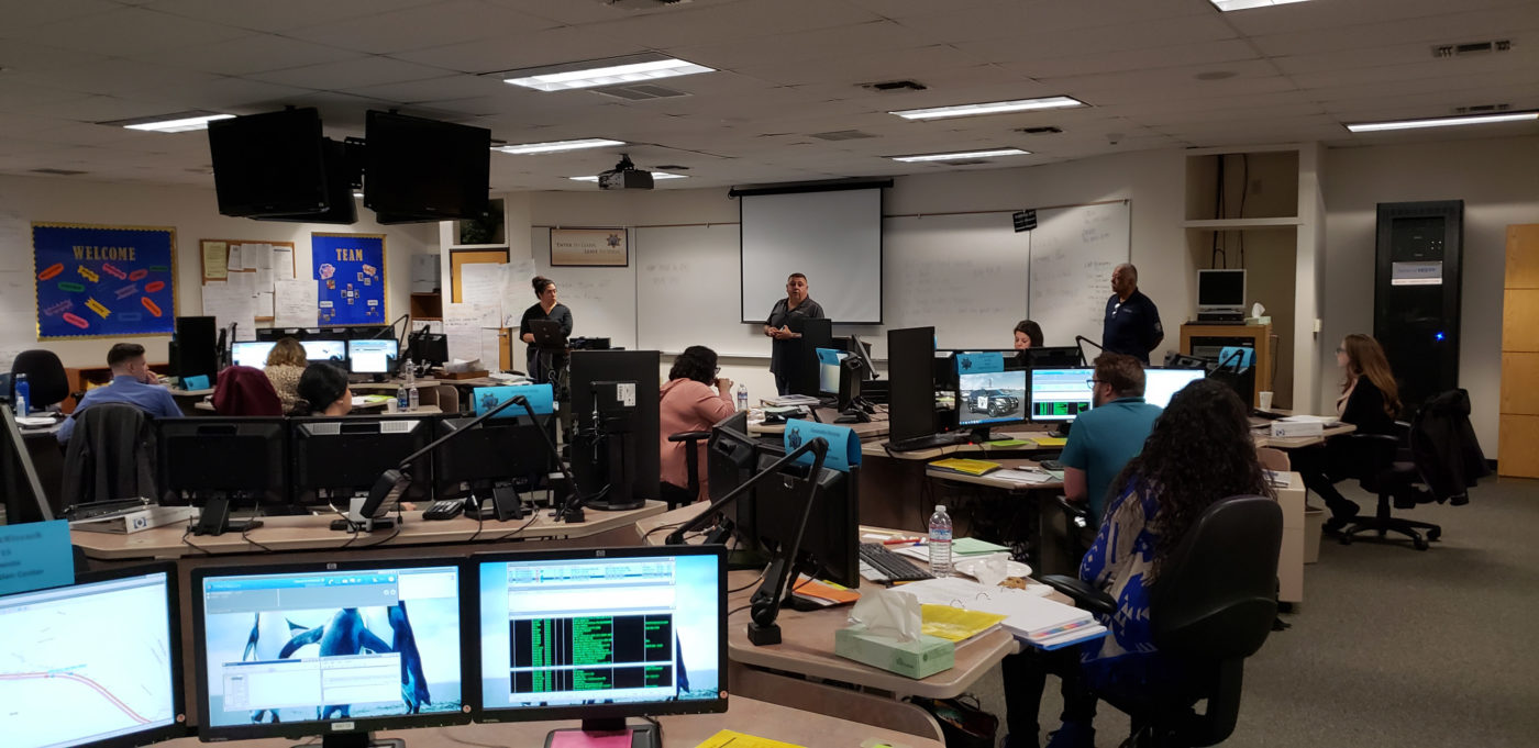 Welcome to 13 New CHP Dispatcher Members - California
