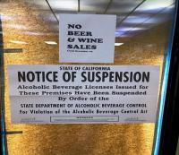 ABC Agents work in Santa Barbara to Reduce Underage Drinking