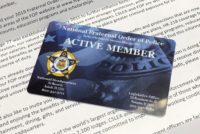 2019 FOP Membership Cards