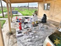 California DOJ Assists Madera County Sheriff's Office with Meth Lab Clean Up