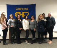 CSLEA & CHP-PSDA Visit New Dispatchers at Academy in West Sacramento