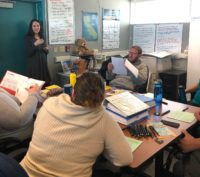 New State Parks Communications Operators Meet with CSLEA