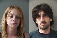 Suspects in State Park Vehicle Break-ins Arrested