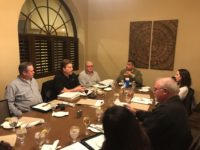 CARII Board Meets During CSLEA Membership Conference