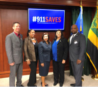 CSLEA Joins Congresswoman Norma Torres in Support of 911 Saves Act