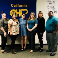 CSLEA Conducts New Employee Orientation at CHP Academy in West Sacramento