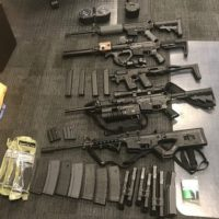California DOJ Special Agents Assist with Illegal Weapons Investigation